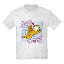 Lovable And Huggable T-Shirt T- T-Shirt