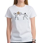 Fencing Women's T-Shirt