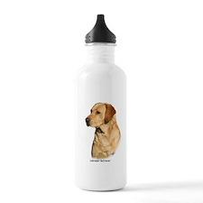 Labrador Retriever 9Y297D-038a Water Bottle
