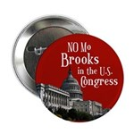 No Mo Brooks campaign button