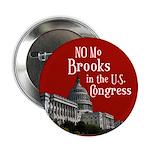 No Mo Brooks campaign button