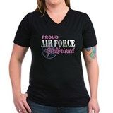 Proud Air Force Girlfriend Shirt