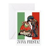 VIVA FIESTA Greeting Cards (Pk of 10)