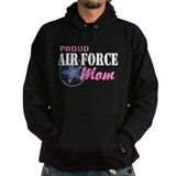 Proud Air Force Mom Hoody