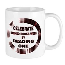 Banned Books Week Mug