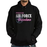 Proud Air Force Grandma Hoodie