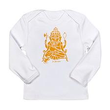 Jai Ganesh Long Sleeve Infant T-Shirt