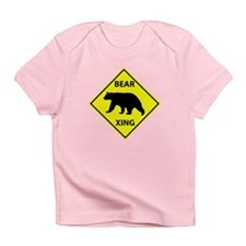 Bear Crossing Infant T-Shirt