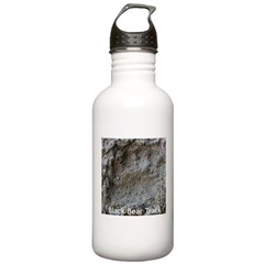 Real Bear Track Water Bottle