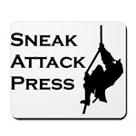 Sneak Attack Mousepad