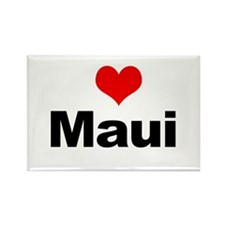 Maui Rectangle Magnet (100 pack)