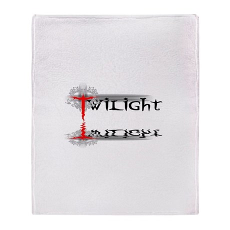 Twilight Reflections Throw Blanket