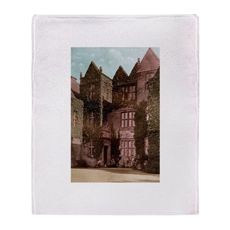 Stanton Court at West Point Throw Blanket