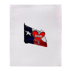 Love Texas II Throw Blanket