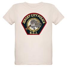 Jersey City Police BCI T-Shirt