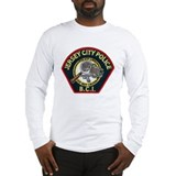 Jersey City Police BCI Long Sleeve T-Shirt