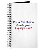 Teacher Superpower Journal
