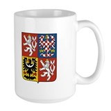 Proud To Be Czech Mug
