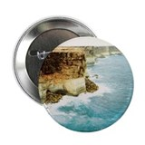 Great Australian Bight Cliffs Button/Badge