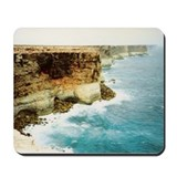 Great Australian Bight Cliffs Mousepad