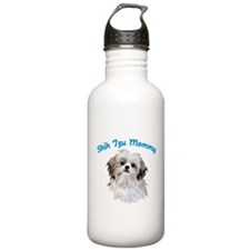 Shih Tzu Mommy Water Bottle