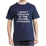 Classic Captain Kirk Quote T-Shirt