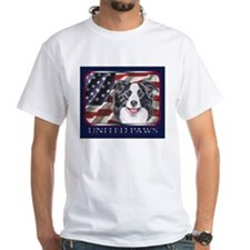 Border Collie United Paws Shirt