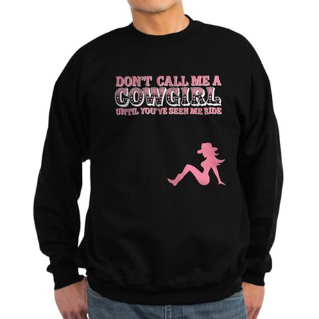 Cowgirl Sweatshirt (dark)