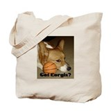 Welsh Corgi Sports Tote Bag