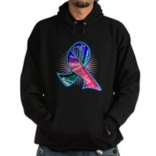 Thyroid Cancer Slogans Hoodie