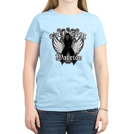 Skin Cancer Warrior Women's Light T-Shirt