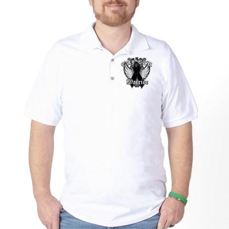Skin Cancer Warrior Golf Shirt
