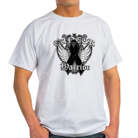 Skin Cancer Warrior Light T-Shirt