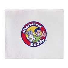 Afterschool Buddy Throw Blanket