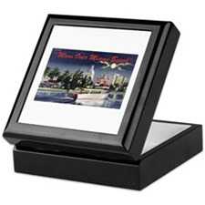 Miami Beach Keepsake Box