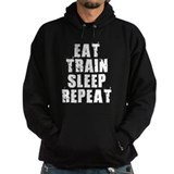 Eat, Train.... Hoodie