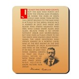 Theodore roosevelt Classic Mousepad