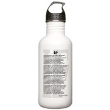 RUDYARD KIPLING Water Bottle