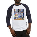 Disability Quote Baseball Jersey
