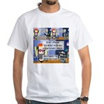 Disability Quote White T-Shirt
