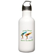 Where's the Water Sports Water Bottle