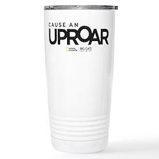 Cause an Uproar Stainless Steel Travel Mug