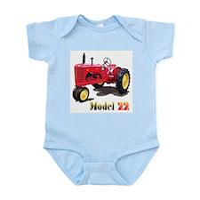 The Model 22 Infant Bodysuit
