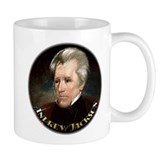 Andrew Jackson ~ Small Mugs