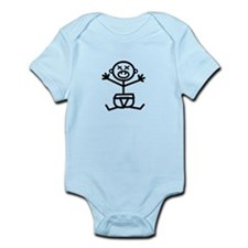 Zombie Baby Infant Bodysuit