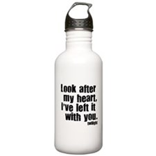 Twilight Movie Quote Water Bottle