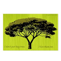 Tree Kisser Postcards