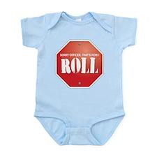 Cute Sorry officer Infant Bodysuit