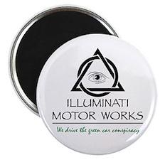 Unique X prize Magnet