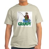 Fly Fishing Grampy T-Shirt